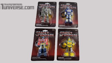 Photo of Dollar Tree G1 Transformers Key Chains