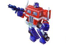 Photo of G1 Optimus Prime