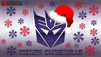 Photo of Merry Christmas From The G1 Transformers Universe!